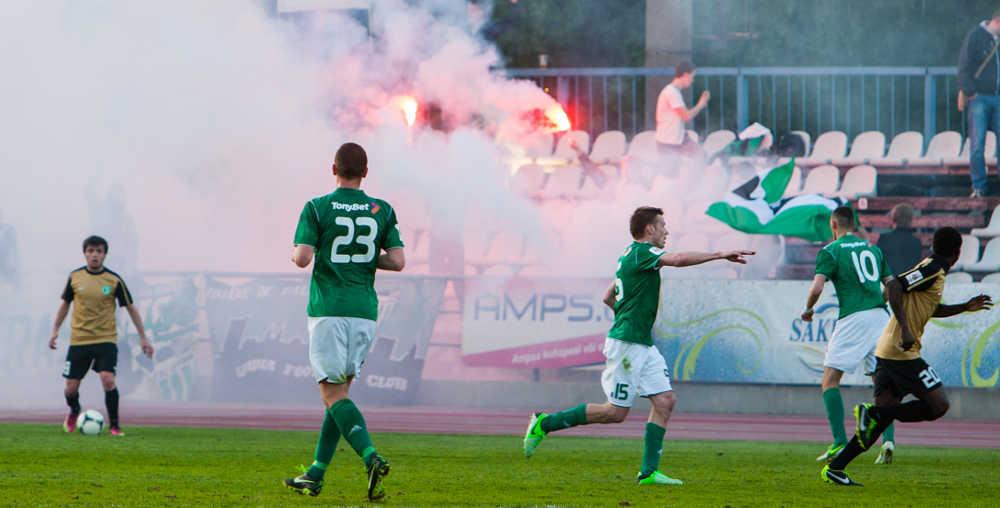FC Levadia - FC Flora 1:0