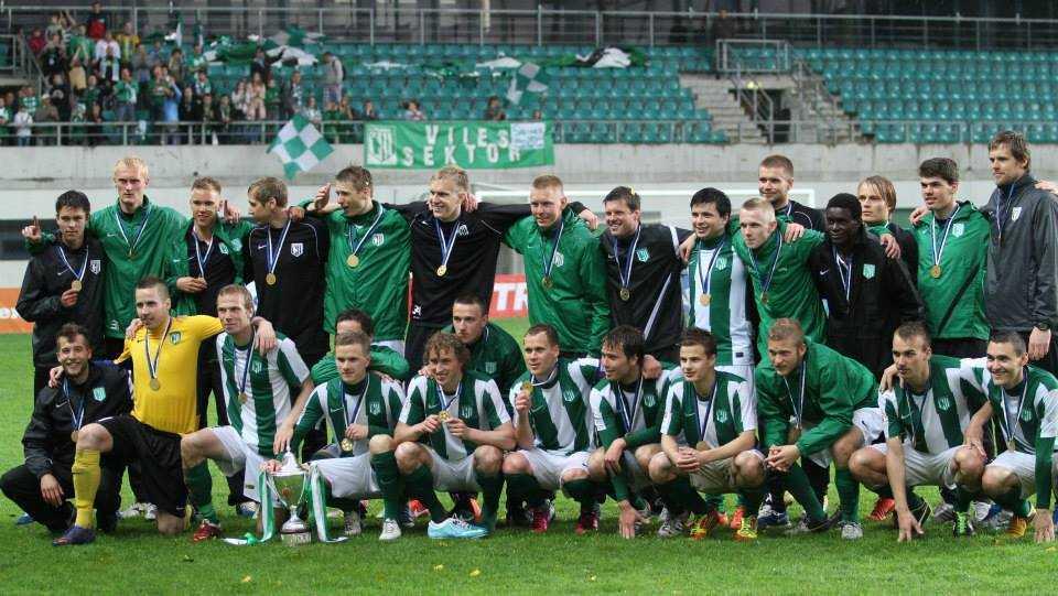 Eesti karikavõitjad 2013