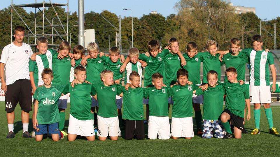 FCF 2001 II FC Flora perepäeval