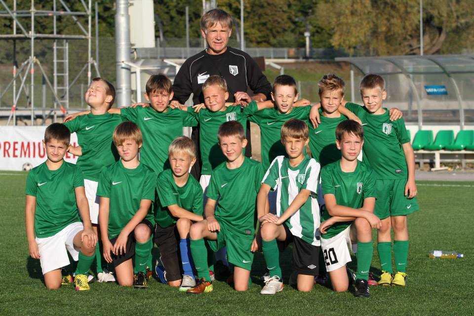 FCF 2003-2004 Pantrid FC Flora perepäeval