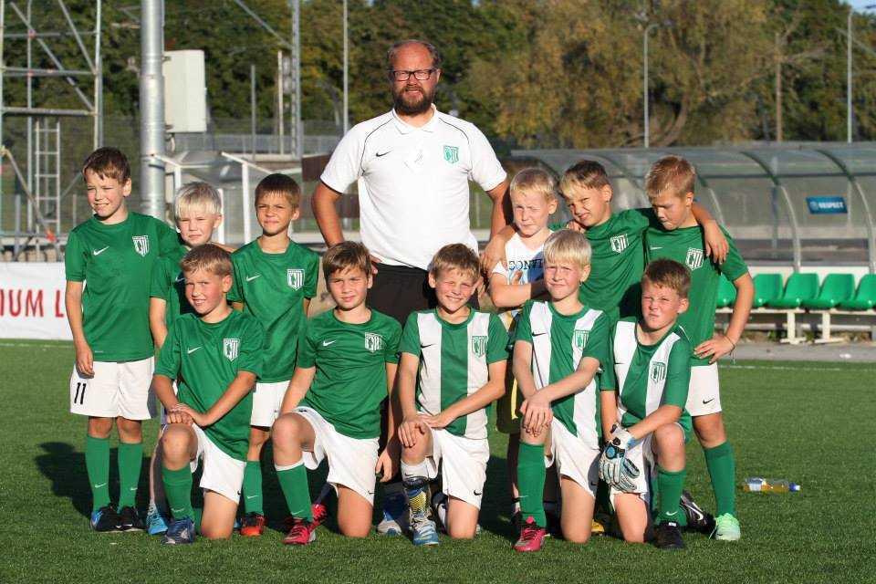 FCF 2004 Lõvid FC Flora perepäeval
