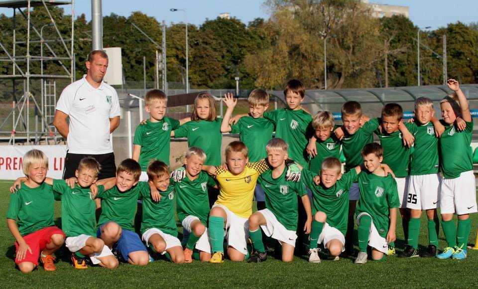 FCF 2005 poisid FC Flora perepäeval