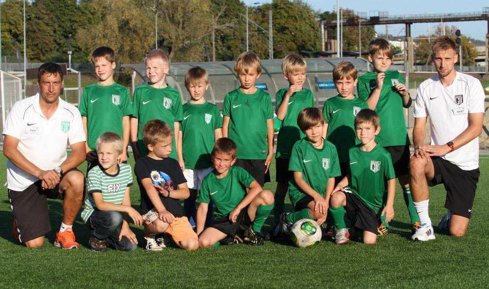 FCF 2006 poisid FC Flora perepäeval