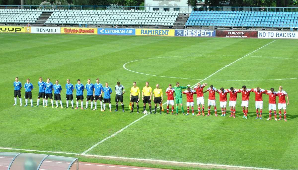 U21 Eesti - Taani 0:1