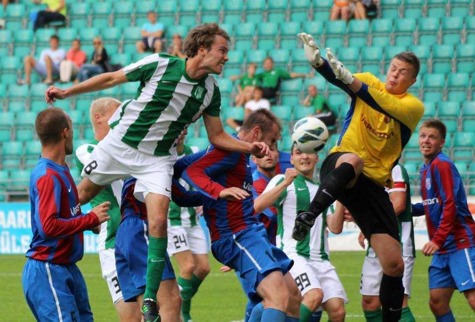 FC Flora Paide Linnameeskond 1 0
