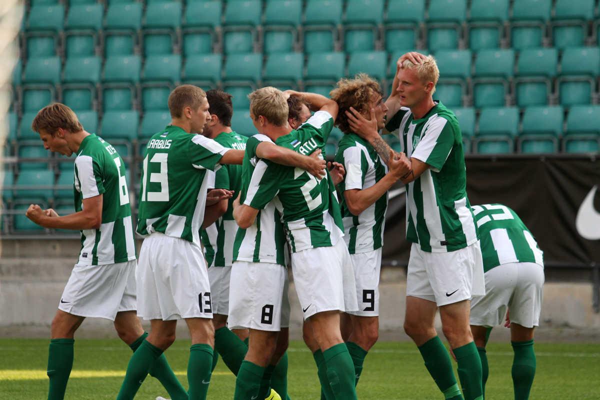 FC Flora meeskond