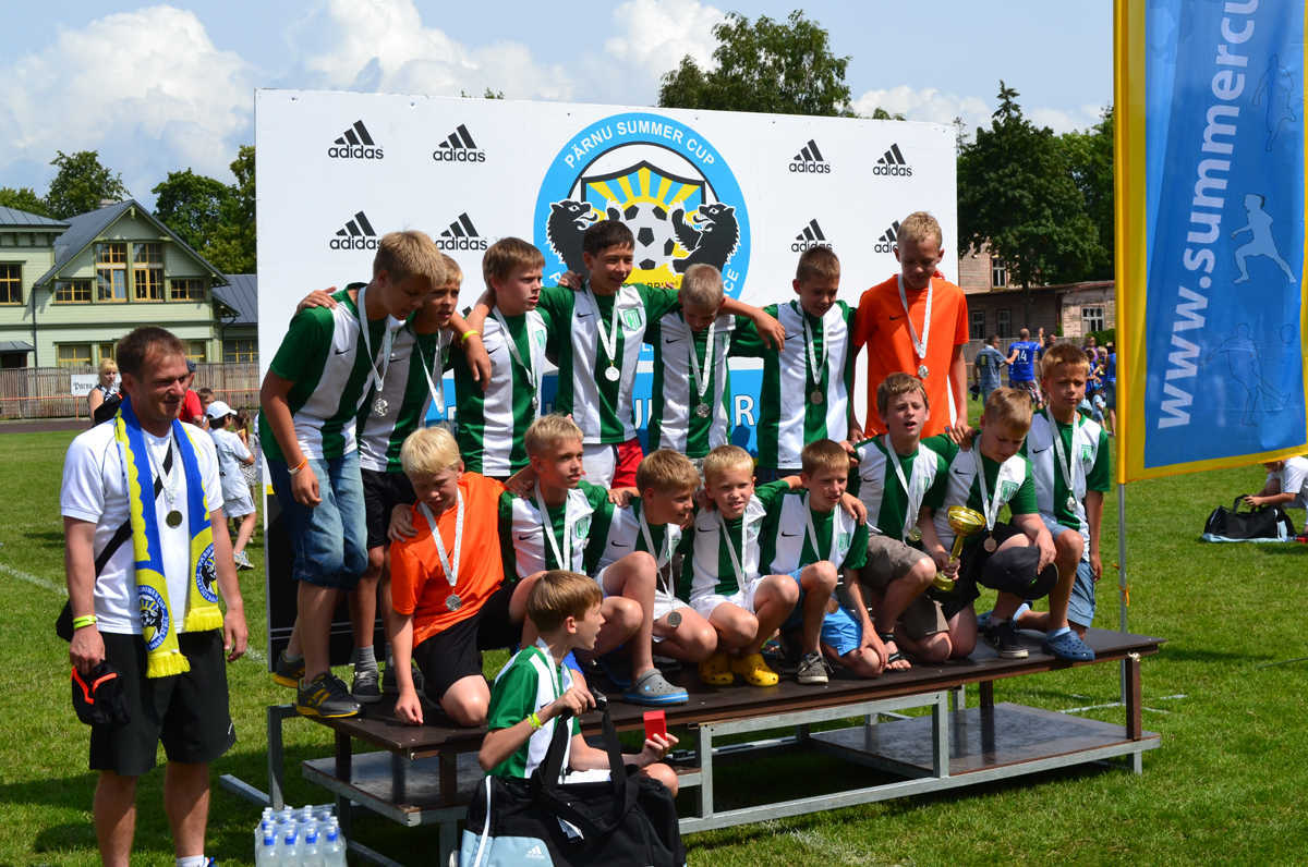 FCF2001 Pärnu Summer Cup