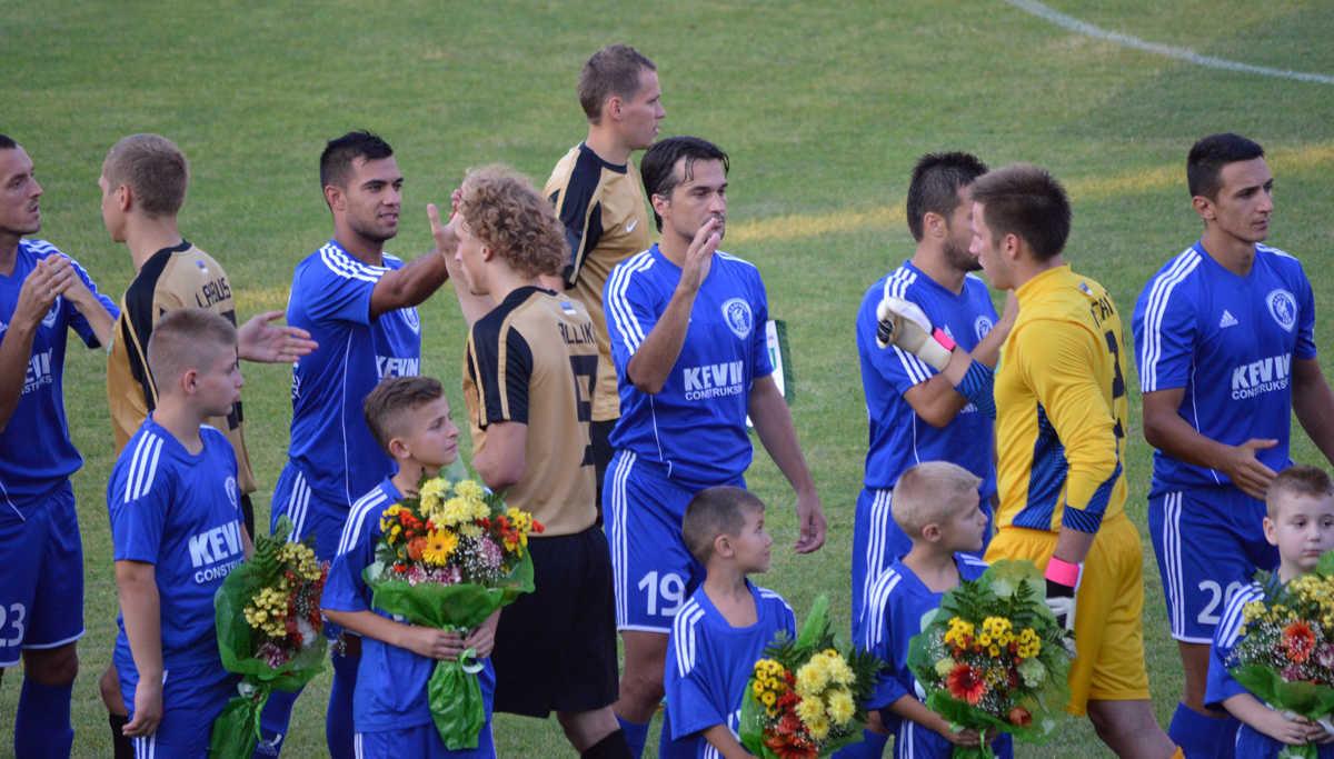 FK Kukesi FC Flora 0 0