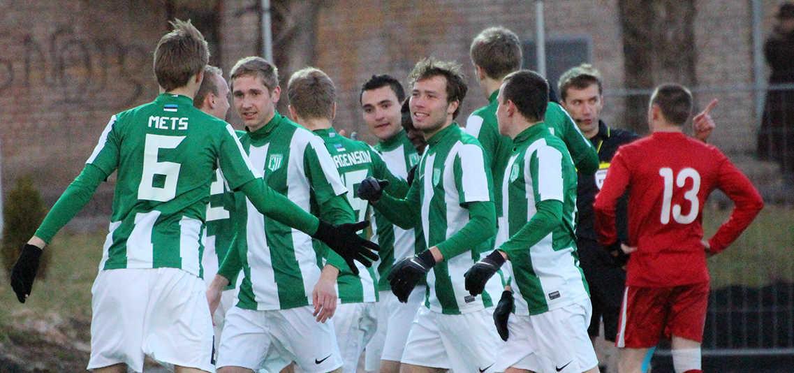 Narva Trans - FC Flora