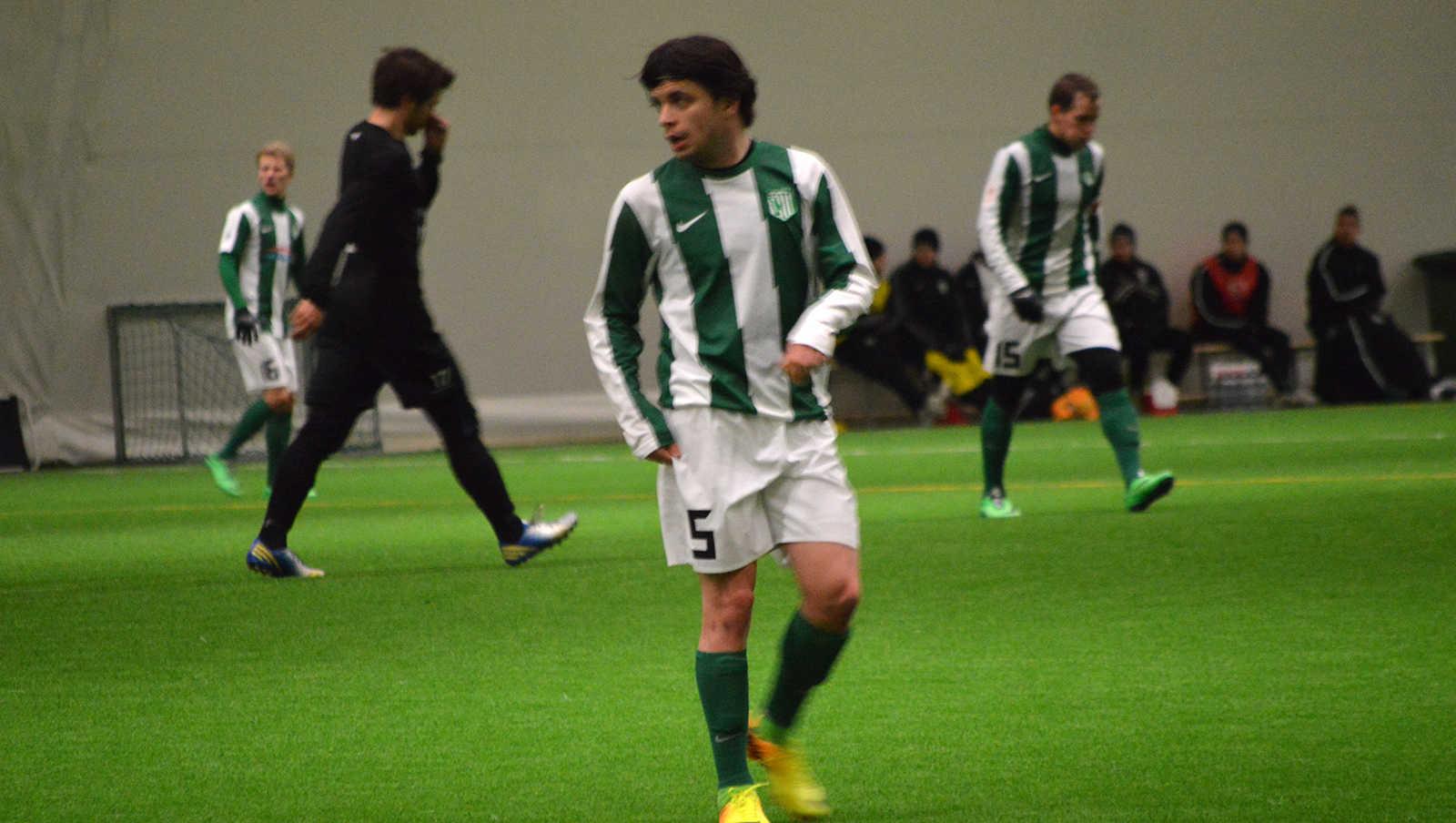 Irakli Logua vs FC Lahti