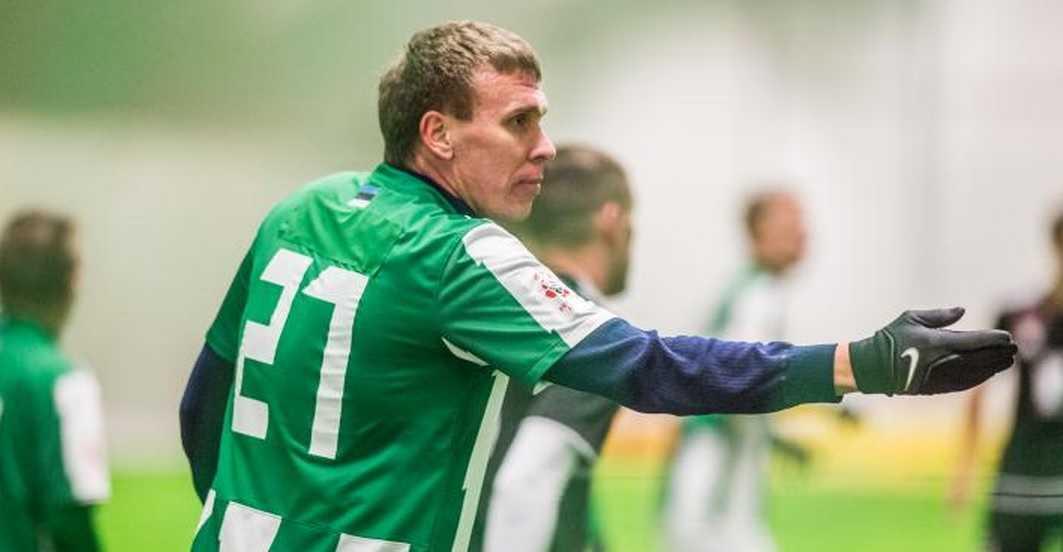 Taavi Rähn / Foto: Hendrik Osula/Soccernet