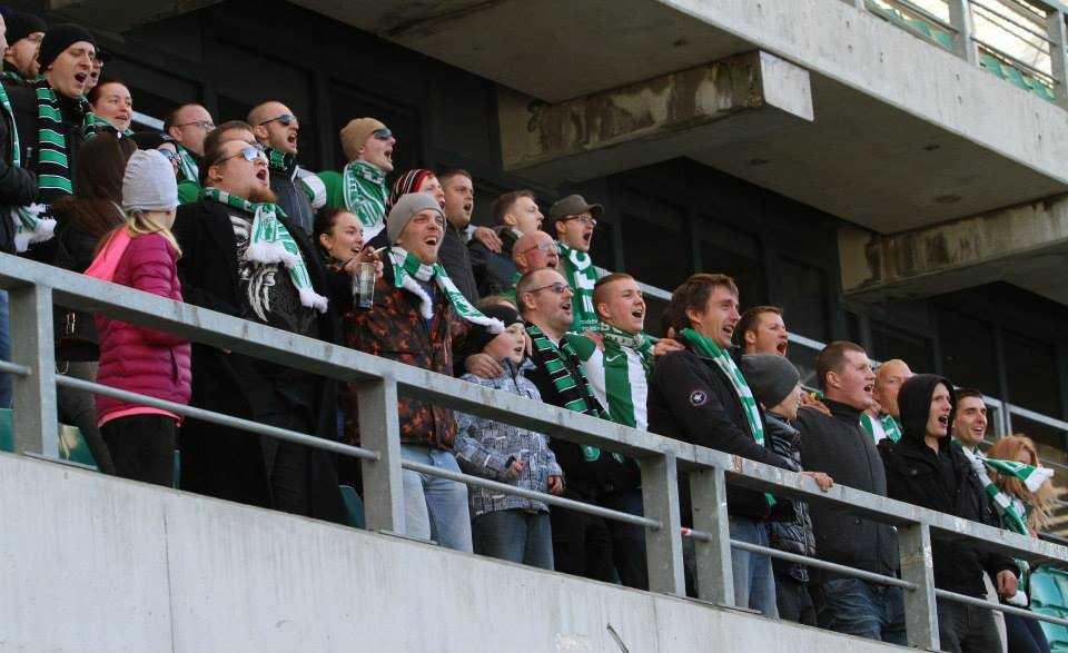 FC Flora fännid