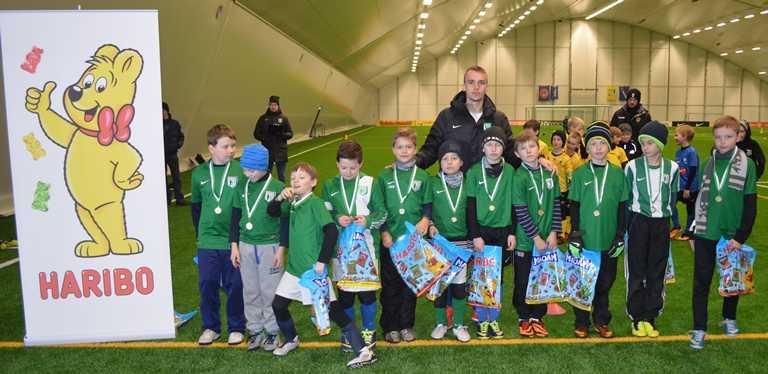 FC Flora poisid turniiril Rõõm jalgpallist