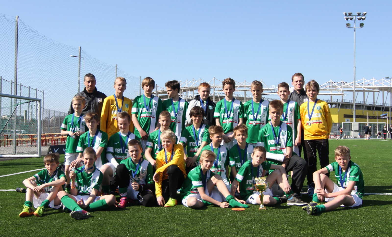 FCF2001 Spring Cup
