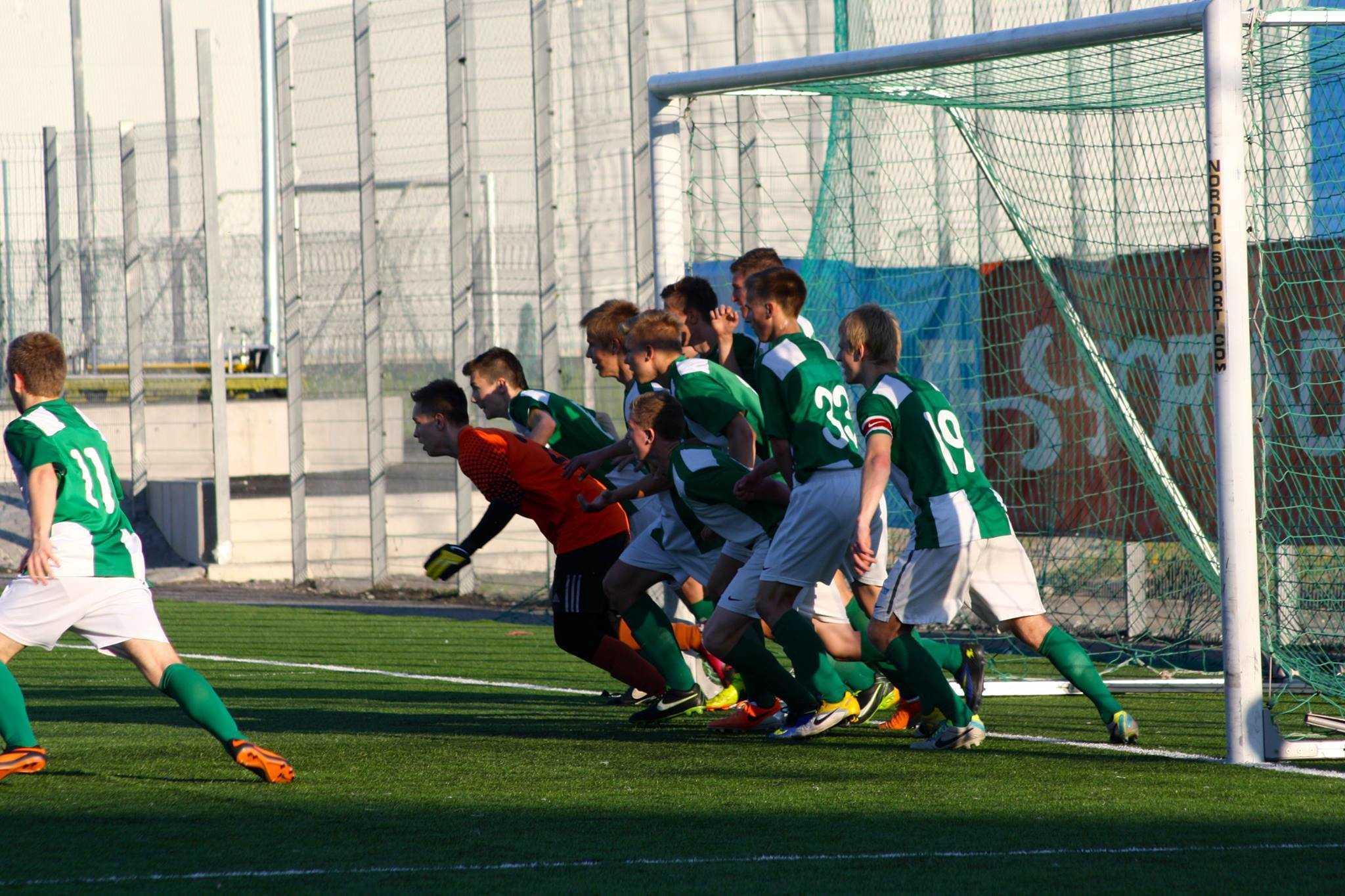 FC Flora 3 vs Infonet 2