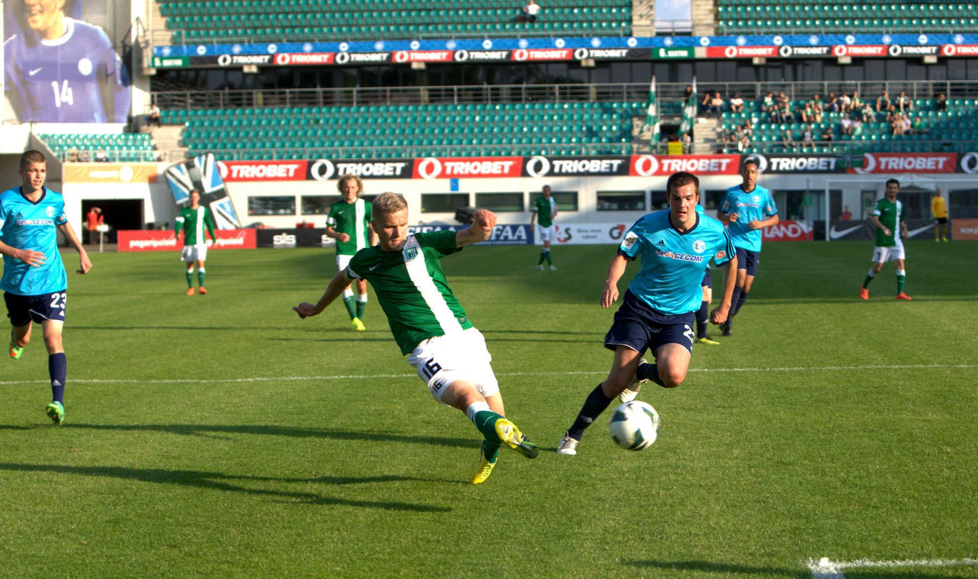 Jürgenson vs Jõhvi