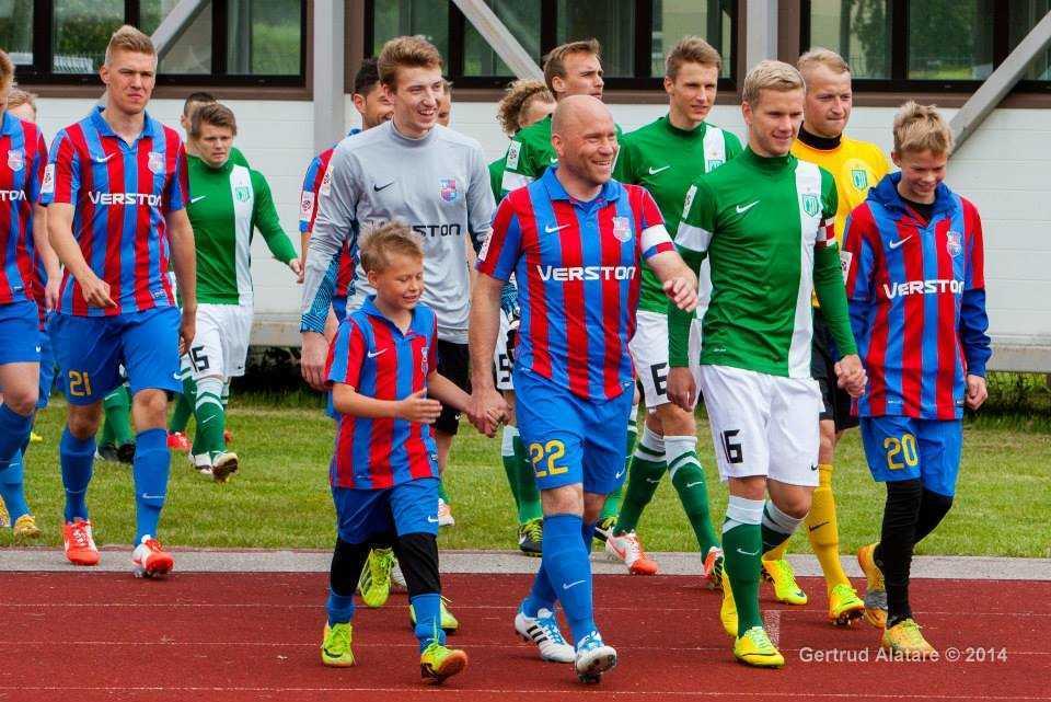 Paide Linnameeskond vs FC Flora