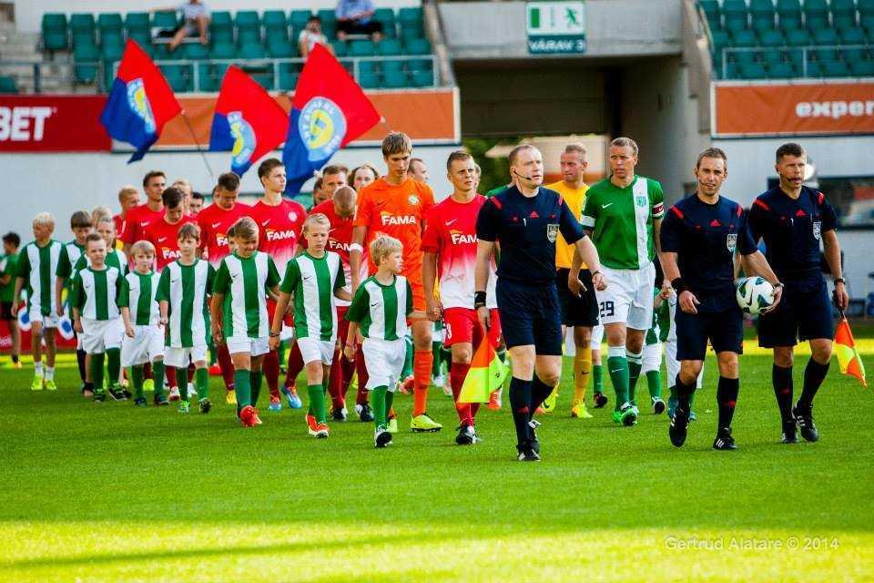 FC Flora vs Narva Trans