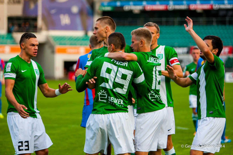 FC Flora vs Paide Linnameeskond