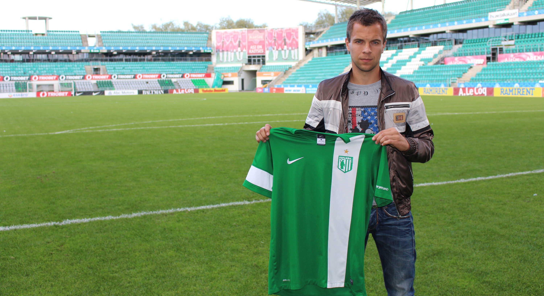 Sergei Mošnikov Foto FC Flora