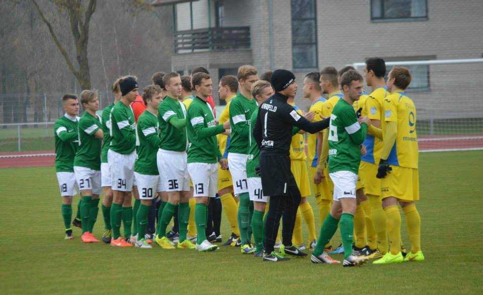 FC Flora II vs Kuressaare