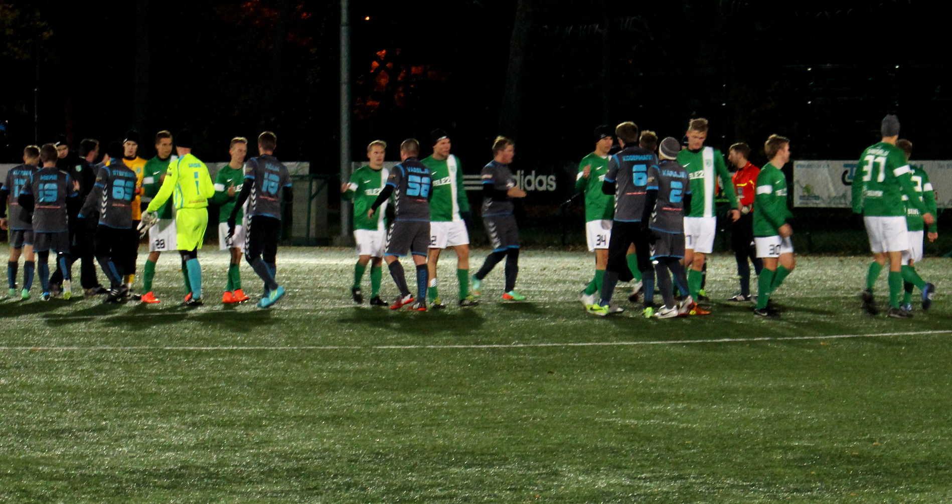 FC Flora II vs Viimsi Igiliikur
