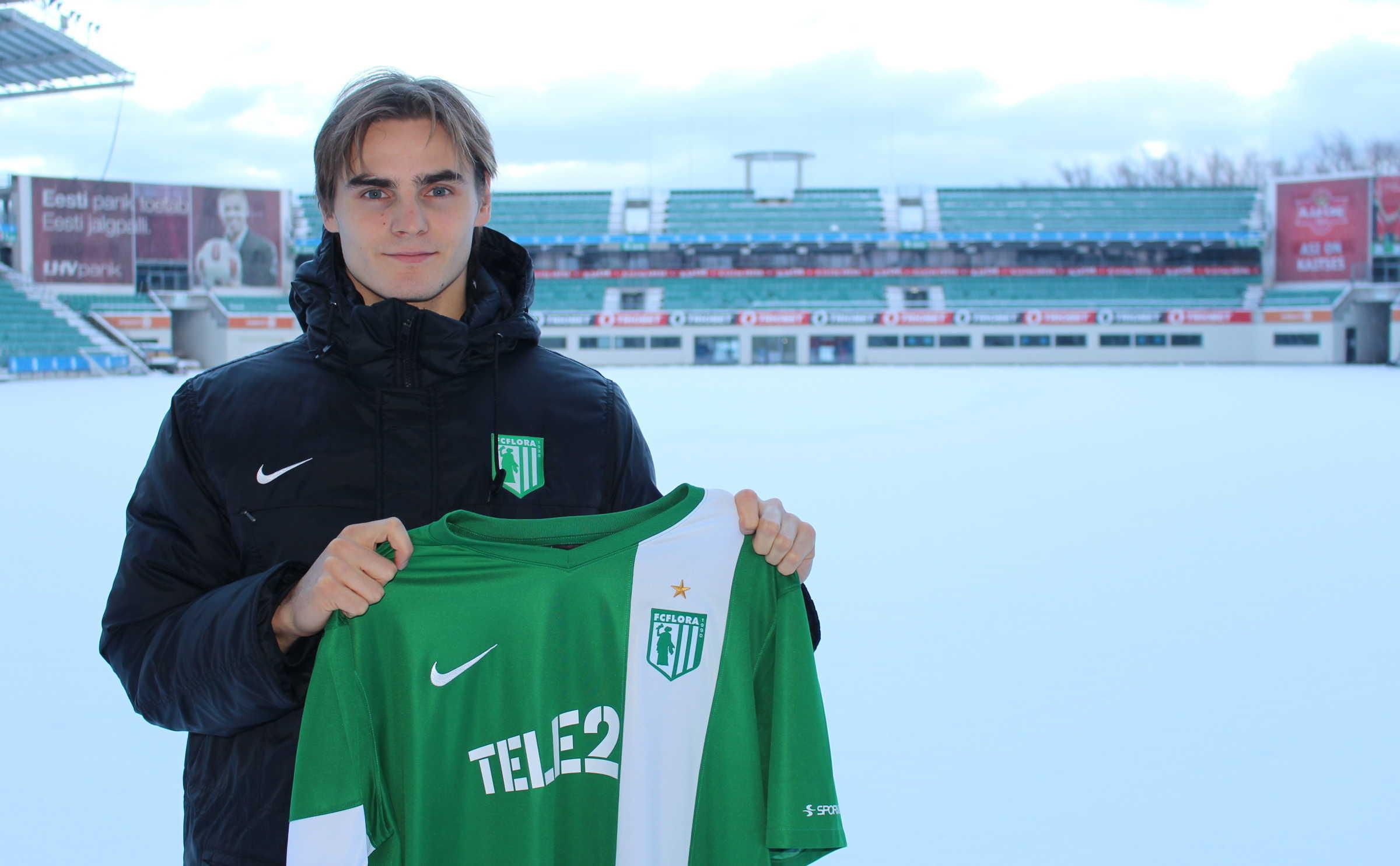 Sakari Tukiainen FC Flora