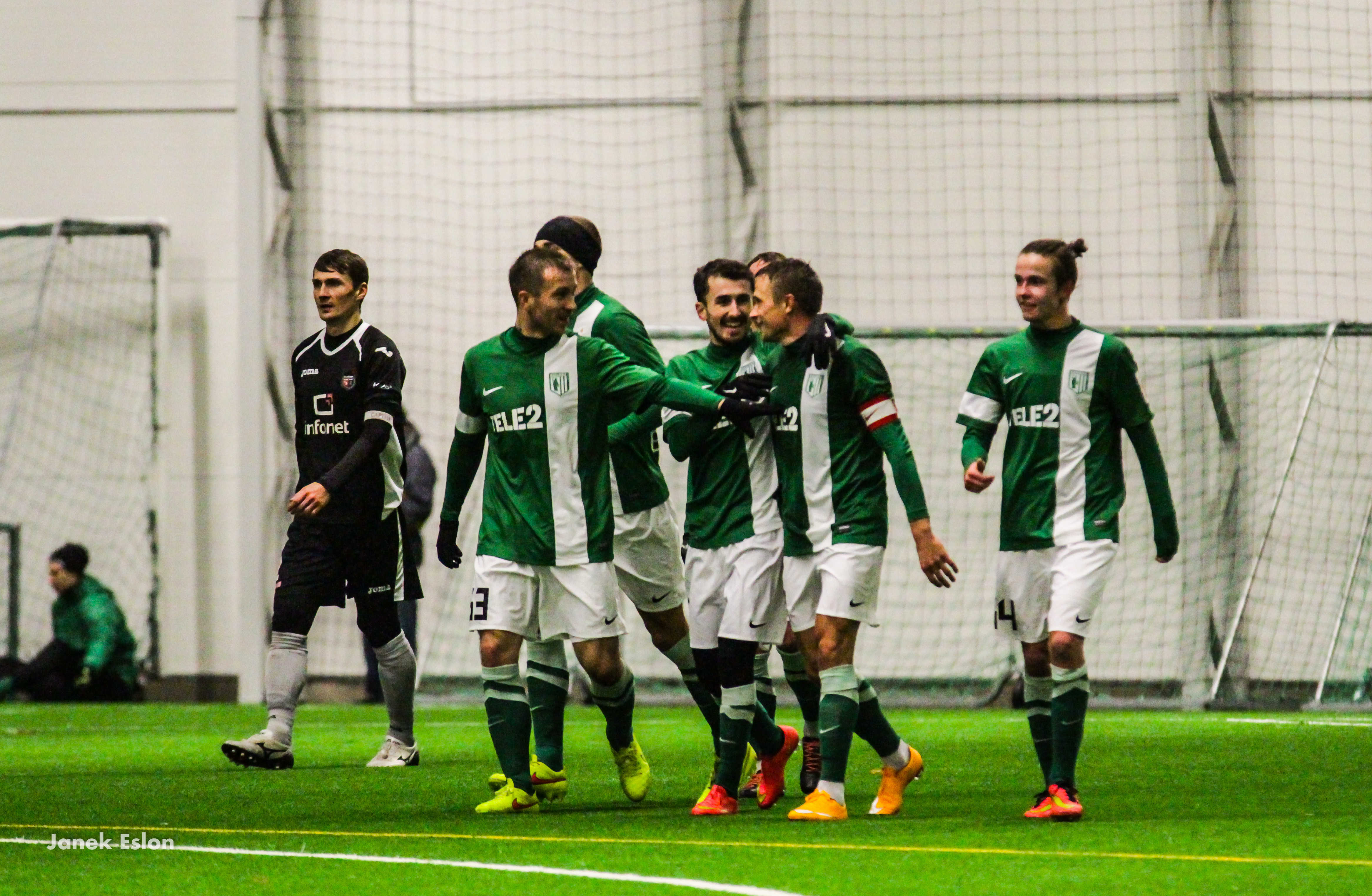 FC Flora - FC Infonet