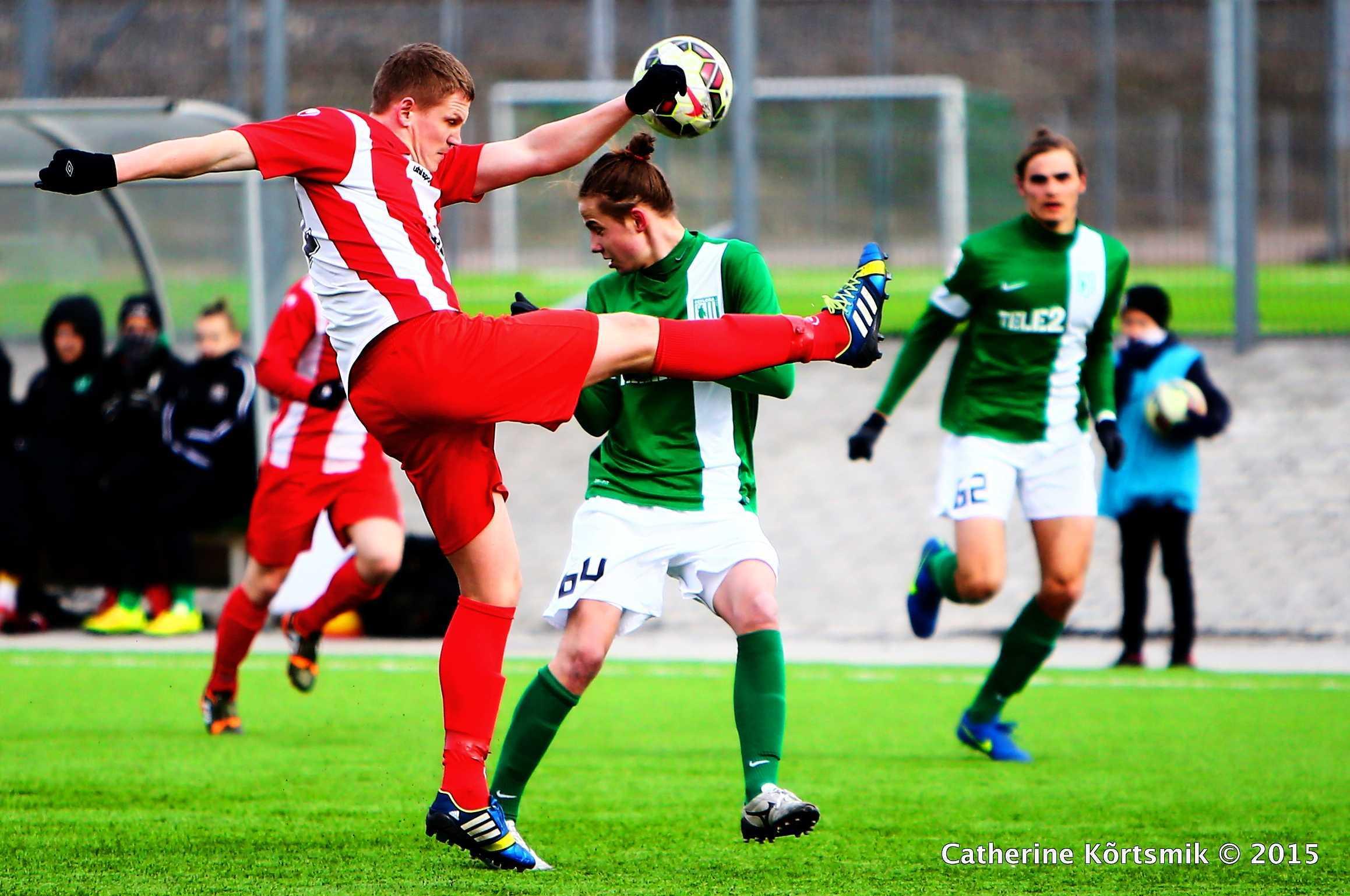FC Flora II - Tartu Santos