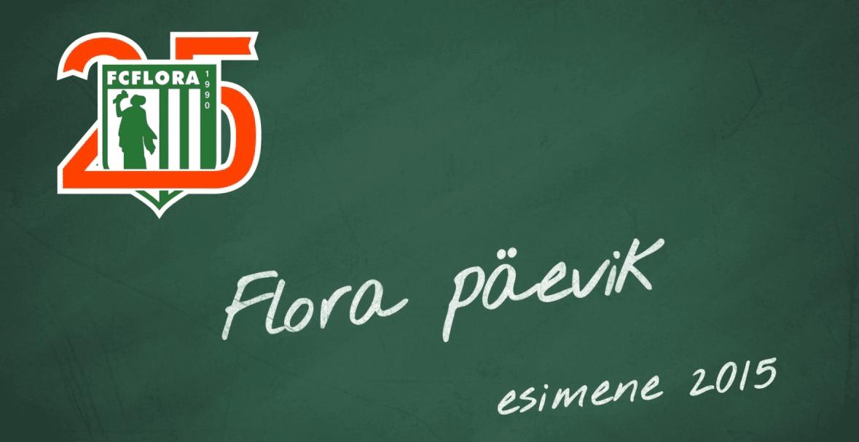Flora päevik cover