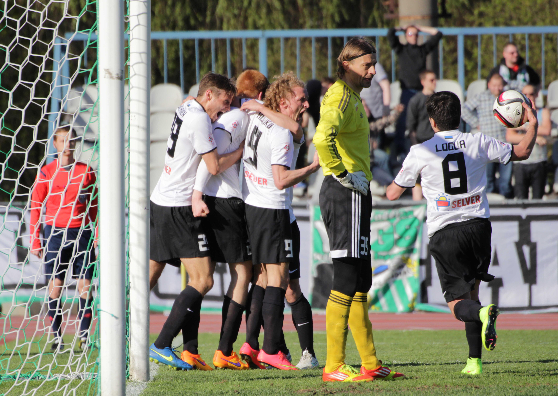 FC Levadia - FC Flora 1:1