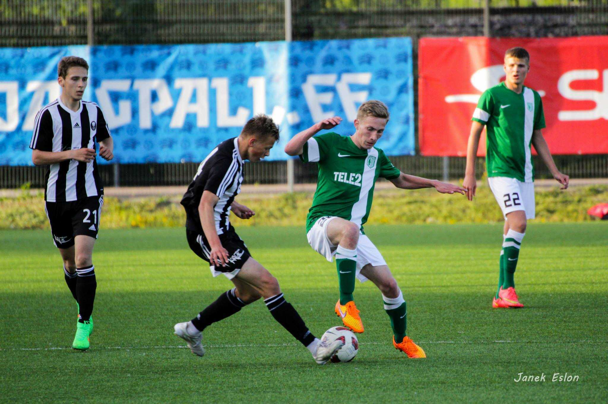 FC Flora III vs FC Puuma