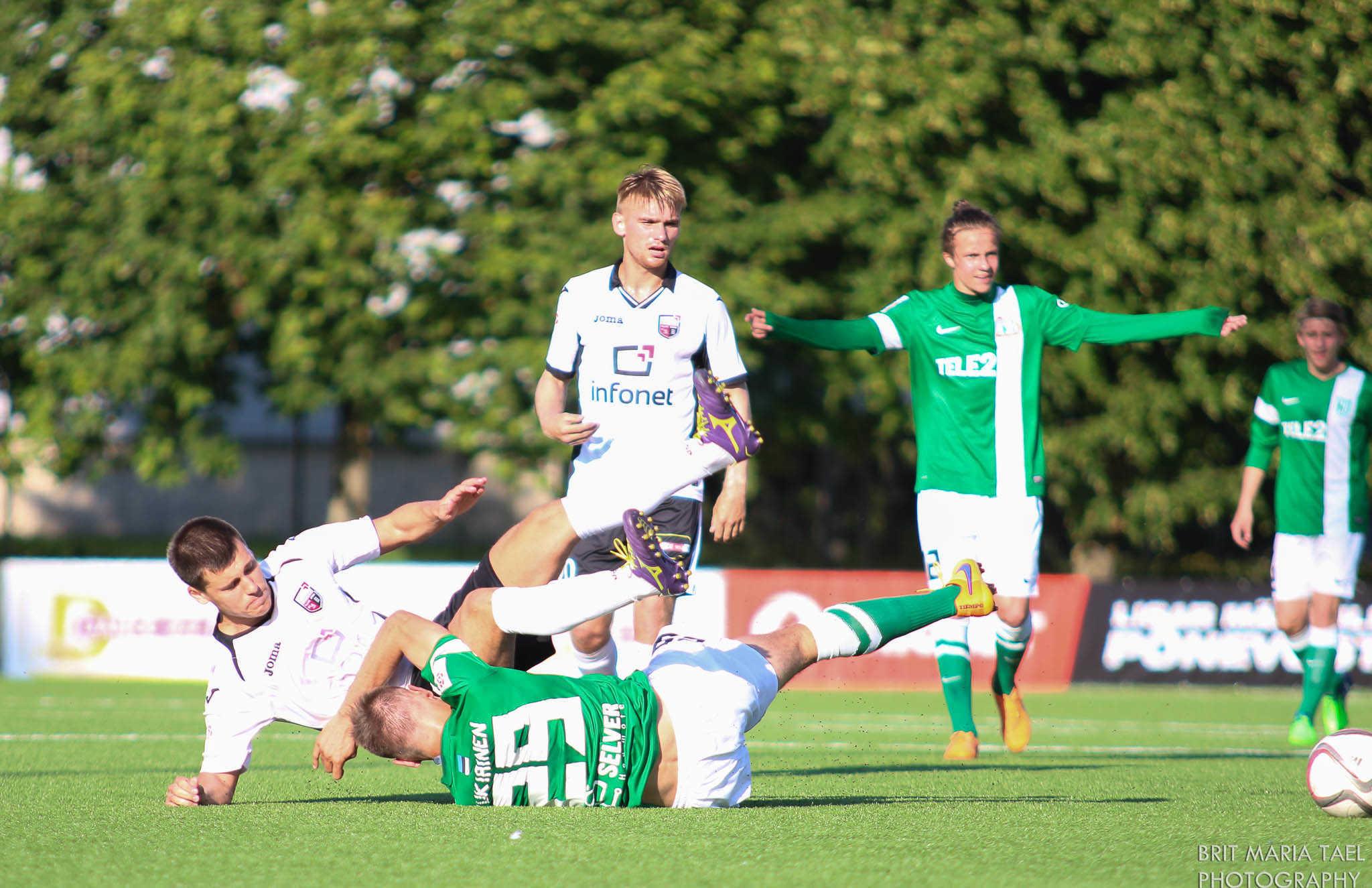 FC Infonet II - FC Flora II