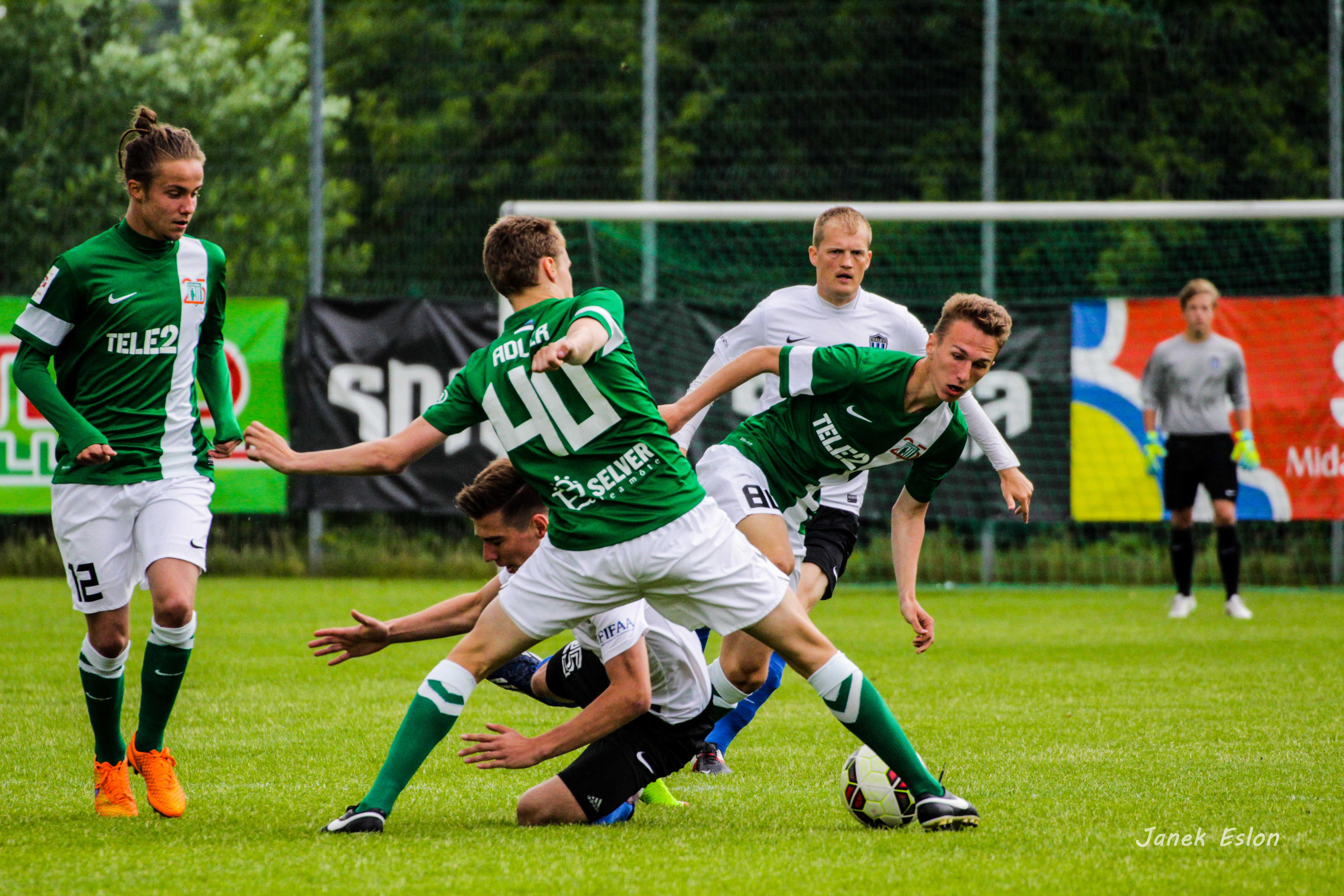 FC Flora II vs Tallinna Kalev