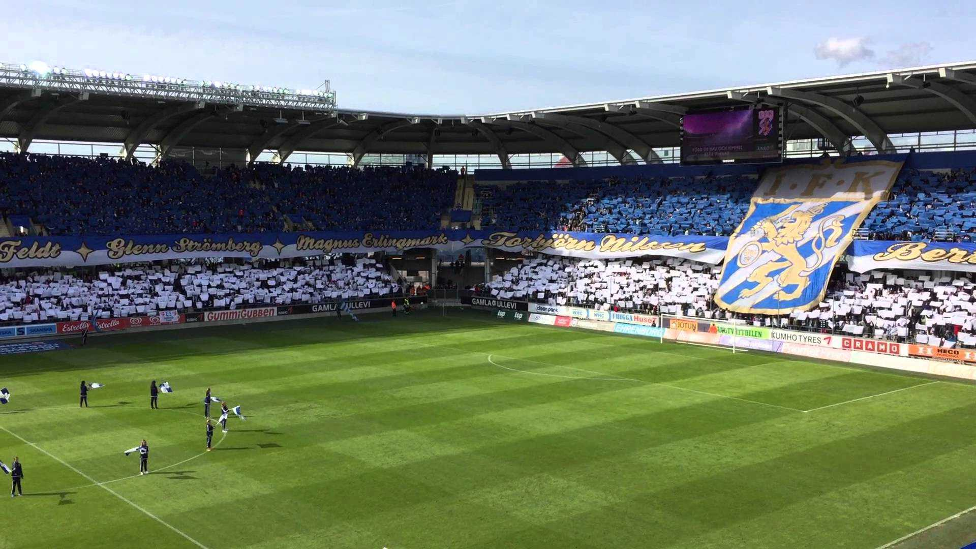 IFK Norrköpingi fännisektor