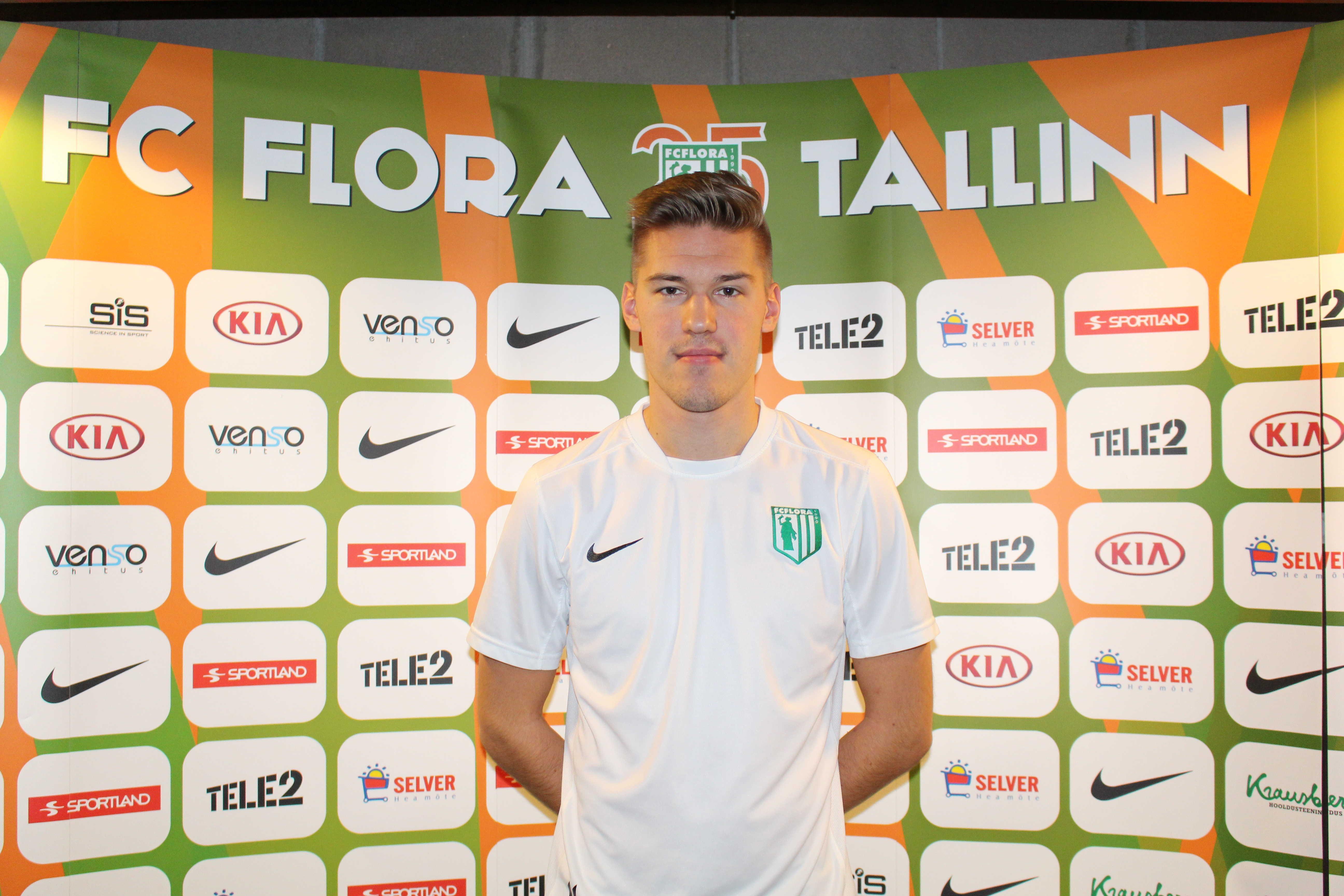 FC Flora II uus peatreener Joel Indermitte