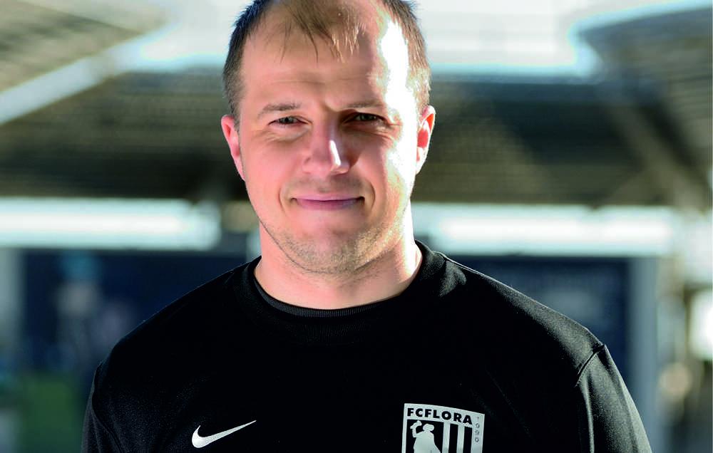 FC Flora noortetöö juht Ilmar Põhjala