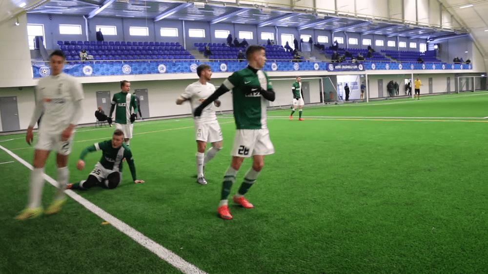 Flora U21 vs Vilniuse Žalgiris 21.02.2016