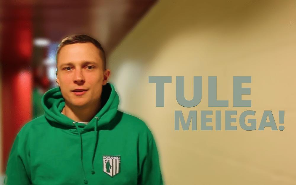 FC Flora esindusmeeskonna kapten Gert Kams
