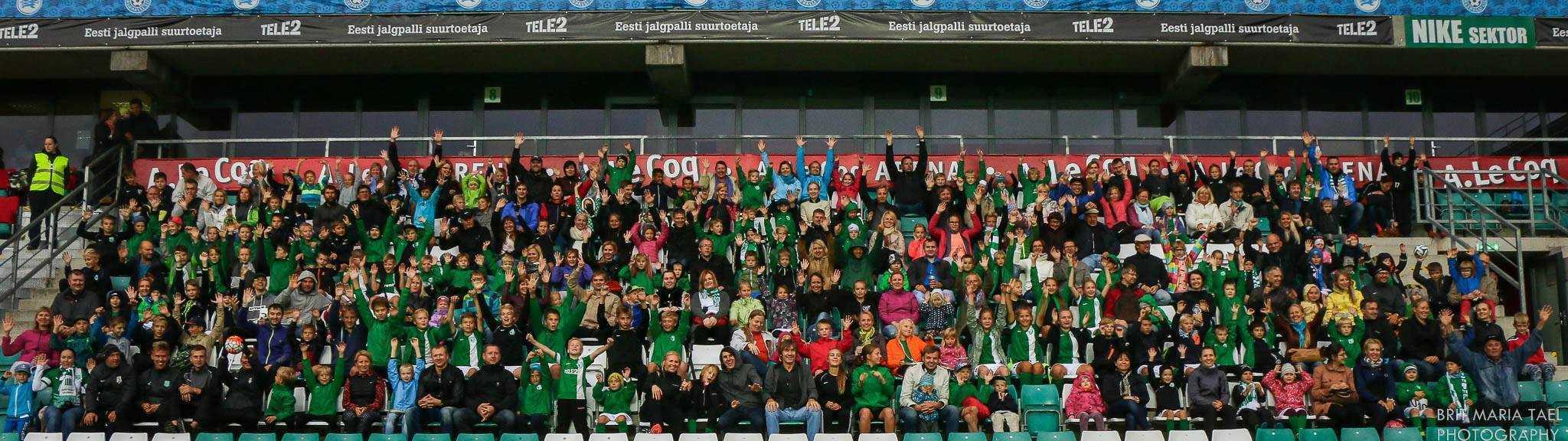 FC Flora perepäev 2015. aastal