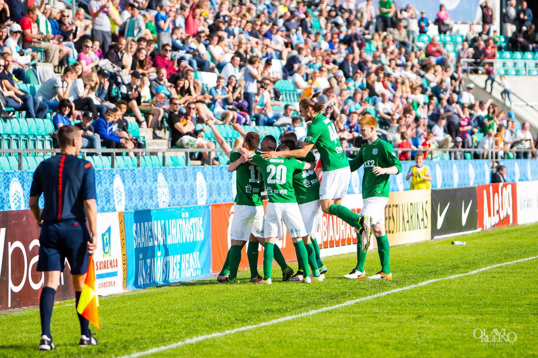 FC Flora - Sillamäe Kalev Evald Tipneri Karika finaal 21. mai 2016