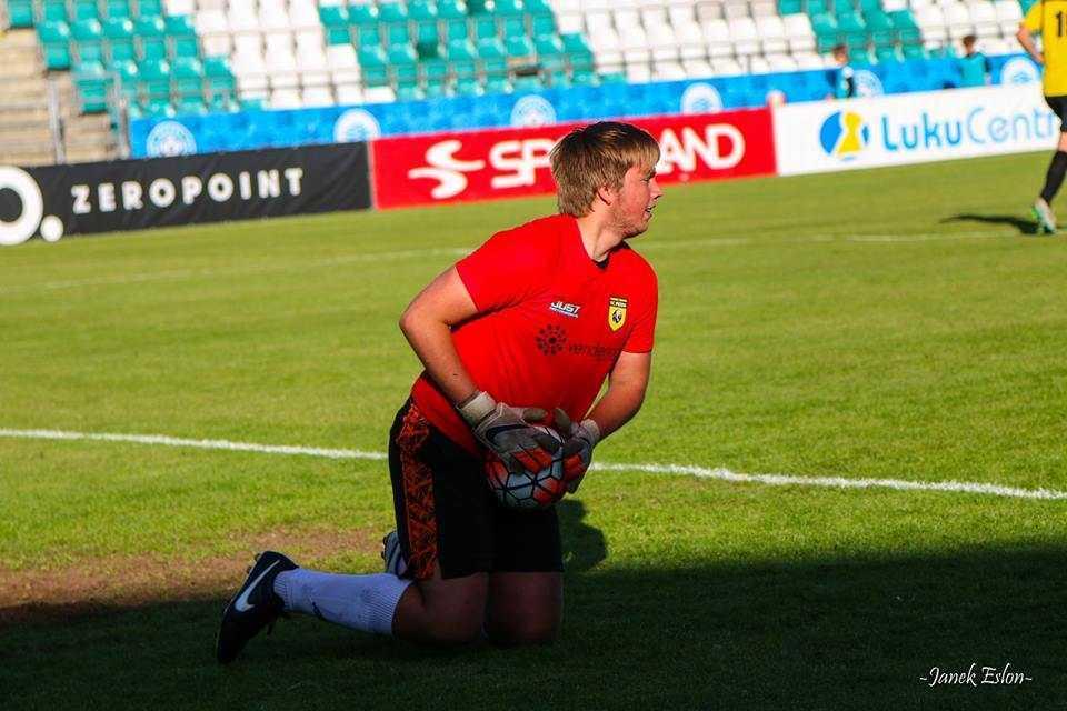 Karl Eerik Eisenschmidt, FC Peedu väravavaht