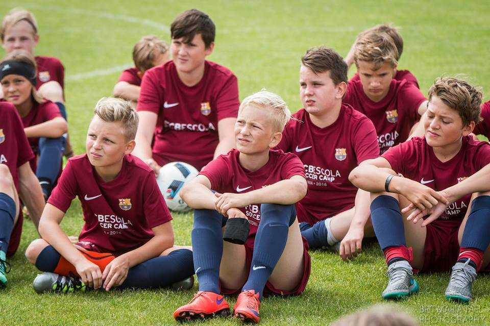 FC Barcelona laager Tallinnas