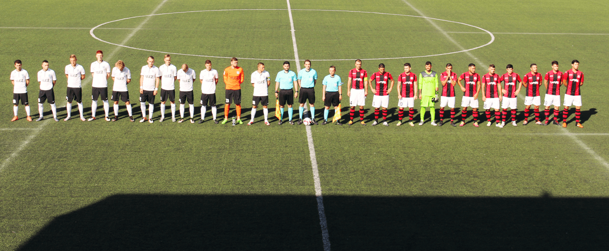 FC Flora Gibraltaril 6. juulil 2016