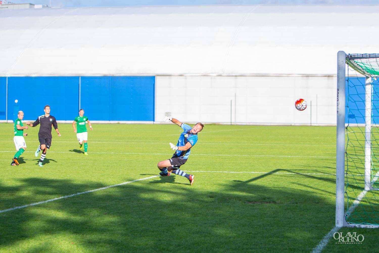 FC Flora U21 vs Vändra Vaprus 7. augustil 2016