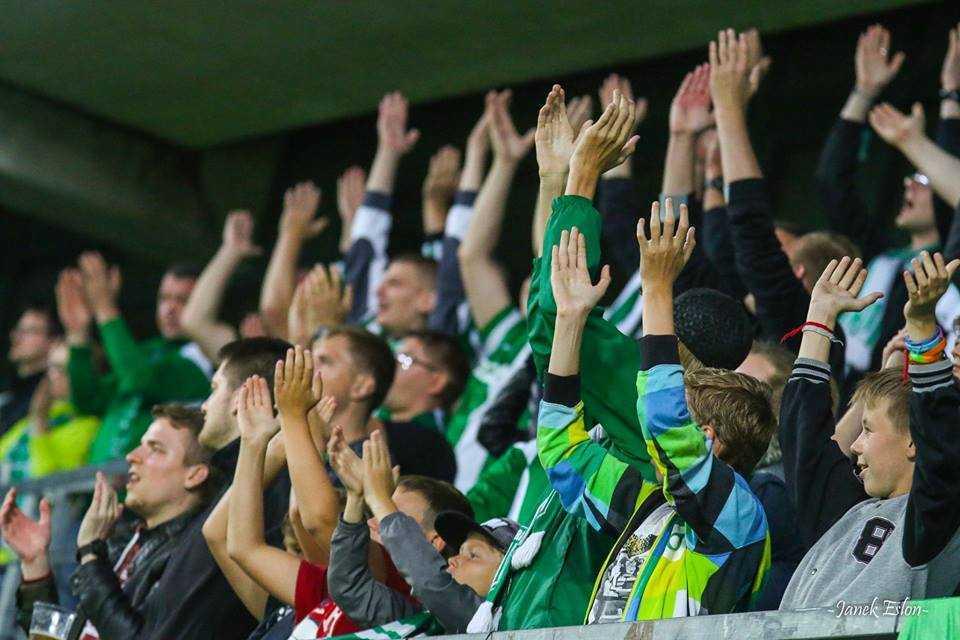 FC Flora vs FC Infonet 3-0, A Le Coq Arena 23.august 2016