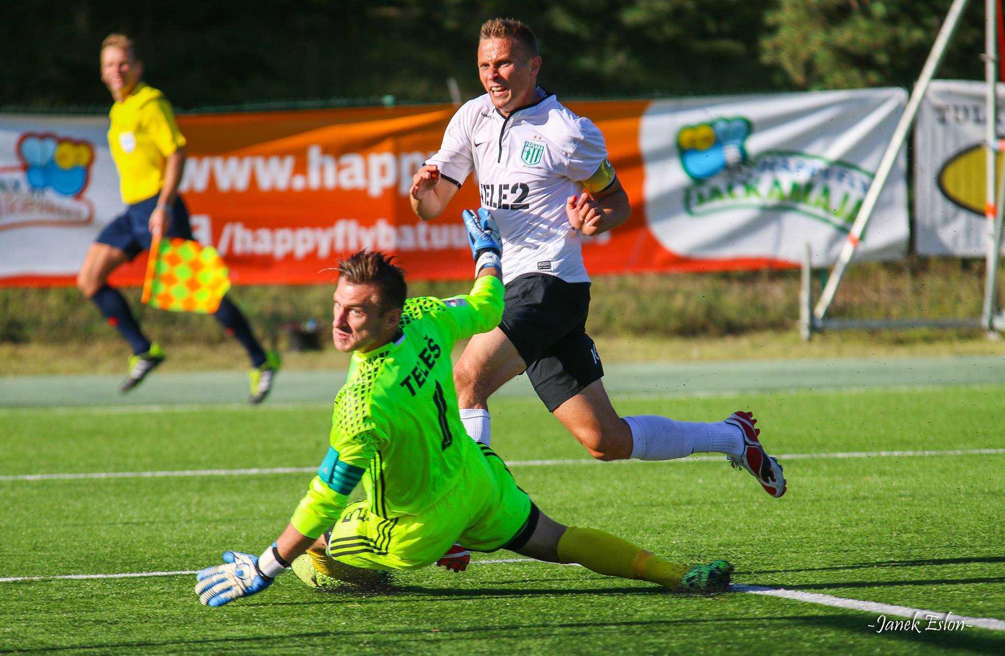 Gert Kams vs Kalju, 3-3, 27.08.2016 Hiiu staadionil