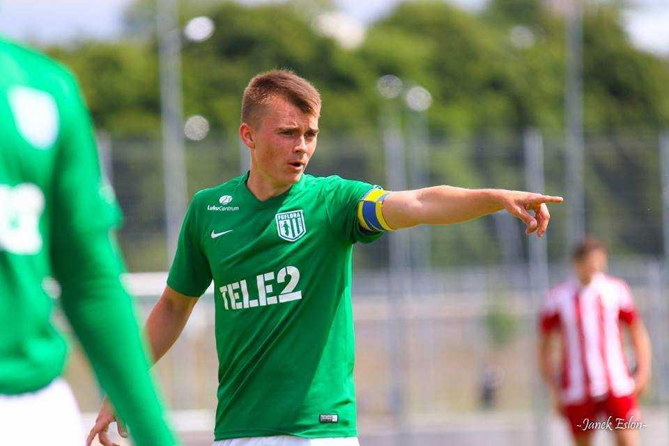 Tõnu Paavo, FC Flora U21