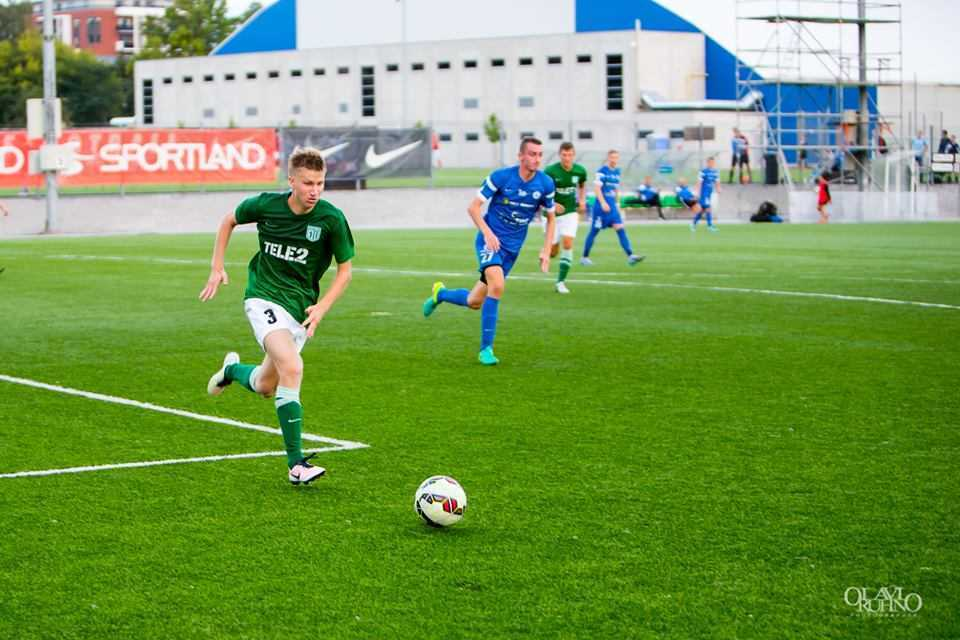 Kaur Kennet Karjane, FC Flora U19