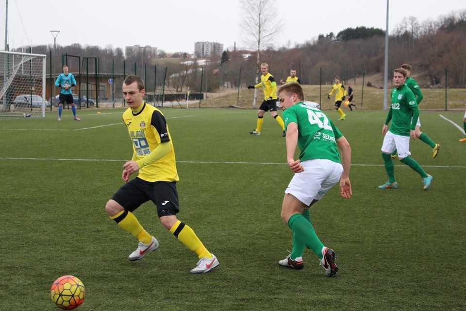 U21 vs Tulevik